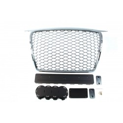 GRILL AUDI A3 8P RS-STYLE...